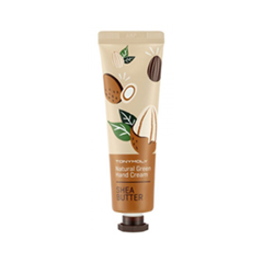 Крем для рук Tony Moly Natural Green Hand Cream Shea Butter (Объем 30 мл)