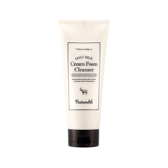 Пенка Tony Moly Naturalth Goat Milk Cream Foam Cleanser (Объем 200 мл)