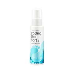 ���������� ��� ��� Tony Moly Shiny Foot Cooling Deo Spray (����� 150 ��)