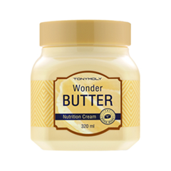 Крем Tony Moly Wonder Butter Nutrition Cream (Объем 320 мл)