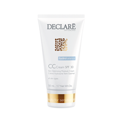CC крем Declare CC Cream SPF30 (Объем 50 мл) cc крем nature s arga cc cream viso uniformante spf15 цвет medio scuro variant hex name efc89e