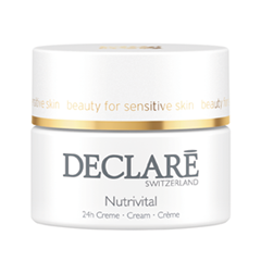 Крем Declare Nutrivital 24h Cream (Объем 50 мл) крем bioline jato acid cream ph balancing 50 мл