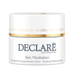 Крем Declare Skin Meditation Soothing & Balancing Cream (Объем 50 мл) крем the saem horse oil soothing gel cream объем 300 мл