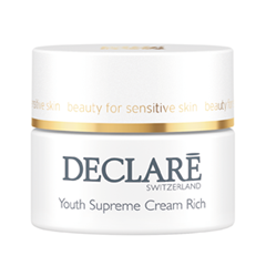 Крем Declare Youth Supreme Cream Rich (Объем 50 мл)
