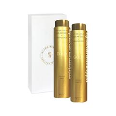 золотая линия sublime gold Уход Miriamquevedo Набор The Intense Nourishing Sublime Gold Set