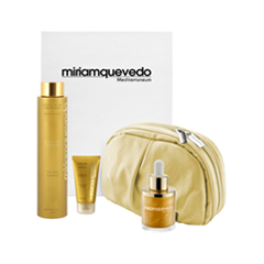 Уход Miriamquevedo Набор The Ultimate Luxurious Global Anti-Aging Sublime Gold Edition