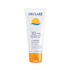 Защита от солнца Declare Крем Anti-Wrinkle Sun Cream SPF 30 (Объем 75 мл) блендер philips hr 3556 00 on the go viva collection