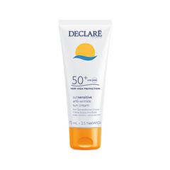 Защита от солнца Declare Крем Anti-Wrinkle Sun Cream SPF 50+ (Объем 75 мл)
