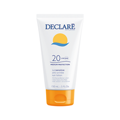Антивозрастной уход Declare Лосьон Anti-Wrinkle Sun Lotion SPF 20 (Объем 150 мл)