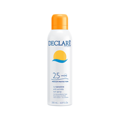 Защита от солнца Declare Спрей Anti-Wrinkle Sun Spray SPF 25 (Объем 200 мл) спрей lakme sun care protection spray