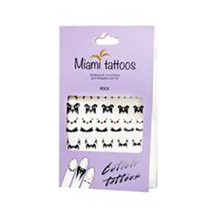 Переводные тату Miami Tattoos Флэш-тату для пальцев и ногтей Rock