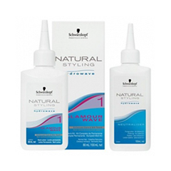 Волосы Schwarzkopf Набор для химической завивки Natural Styling Glamour Kit 1