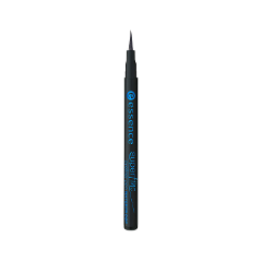 Подводка essence Superfine Eyeliner Pen Waterproof (Цвет Black variant_hex_name 000000) hengfang 52135 princess style water resistant eyeliner gel w brush black