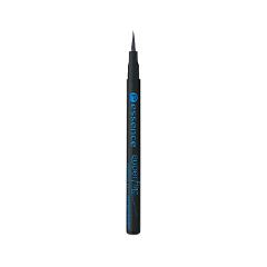 �������� essence Superfine Eyeliner Pen Waterproof (���� Black)