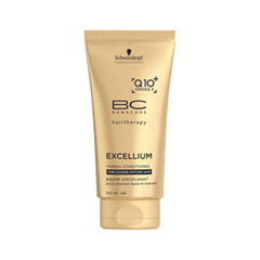 Шампунь Bonacure Excellium Taming Q10+ Omega 3 Conditioner (Объем 150 мл) bonacure смягчающая маска excellium taming treatment 150 мл