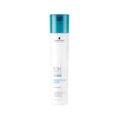 Шампунь Bonacure Moisture Kick Shampoo (Объем 250 мл) schwarzkopf professional bc moisture kick shampoo шампунь интенсивное увлажнение интенсивное увлажнение шампунь для волос 1000 мл
