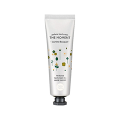 Крем для рук Holika Holika The Moment Perfume Hand Cream Jasmine Buchet (Объем 30 мл)