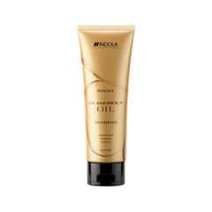 Шампунь Indola Glamorous Oil Shampoo (Объем 250 мл) insight styling oil non oil масло для укладки волос 250 мл