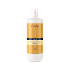 цена на Шампунь Indola Glamorous Oil Shampoo (Объем 1000 мл)