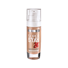 Тональная основа Maybelline New York Superstay 24HR Foundation 44 (Цвет 44 Темно-бежевый variant_hex_name C18C6F)