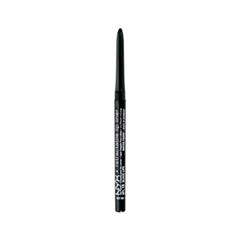 Карандаш для губ NYX Professional Makeup Retractable Lip Liner 19 (Цвет 19 Black Lips variant_hex_name 000000)
