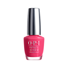 Лак для ногтей OPI Infinite Shine Classic Collection ISL02 (Цвет ISL02 From Here To Eternity variant_hex_name F3486C)