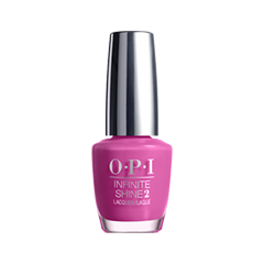 Лак для ногтей OPI Infinite Shine Classic Collection ISL04 (Цвет ISL04 Girl Without Limits variant_hex_name E26DB1)