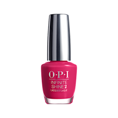 Лак для ногтей OPI Infinite Shine Classic Collection ISL05 (Цвет ISL05 Running with the In-finite Crowd variant_hex_name CC1C5A)