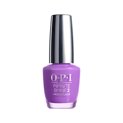 Лак для ногтей OPI Infinite Shine Classic Collection ISL12 (Цвет ISL12 Grapely Admired variant_hex_name C069CA)