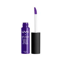 ������ ������ NYX Soft Matte Lip Cream 26 (���� 26 Havana)