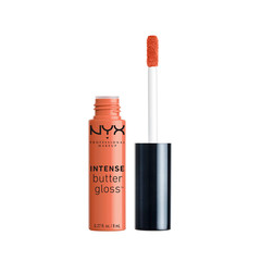 Блеск для губ NYX Professional Makeup Intense Butter Gloss 17 (Цвет 17 Apple Dumpling variant_hex_name BE674C)