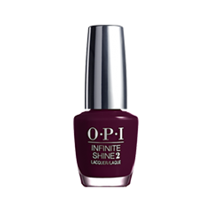 Лак для ногтей OPI Infinite Shine Classic Collection ISL14 (Цвет ISL14 Raisin the Bar variant_hex_name 400C23)