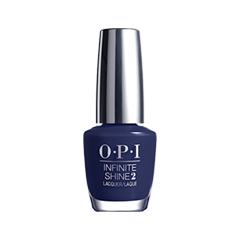 Лак для ногтей OPI Infinite Shine Classic Collection ISL16 (Цвет ISL16 Get Ryd-of-thym Blues variant_hex_name 232B59)