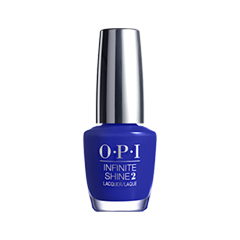 Лак для ногтей OPI Infinite Shine Classic Collection ISL17 (Цвет ISL17 Indignantly Indigo variant_hex_name 1D28A0)