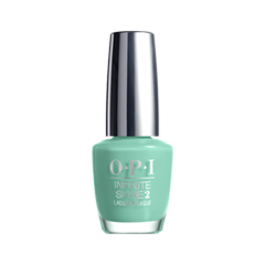 Лак для ногтей OPI Infinite Shine Classic Collection ISL19 (Цвет ISL19 Withstands the Test of Thyme variant_hex_name 5FC9B2)