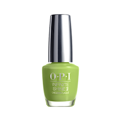 Лак для ногтей OPI Infinite Shine Classic Collection ISL20 (Цвет ISL20 To the Finish Lime! variant_hex_name 94BF53)