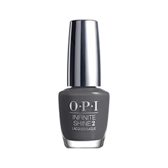 Лак для ногтей OPI Infinite Shine Classic Collection ISL26 (Цвет ISL26 Strong Coal-ition variant_hex_name 38323E)