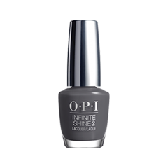 Лак для ногтей OPI Infinite Shine Classic Collection ISL27 (Цвет ISL27 Steel Waters Run Deep variant_hex_name 5B5A60)