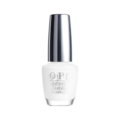 Гель-лак для ногтей OPI Infinite Shine Soft Shades Spring 2015 Collection 32 (Цвет ISL32 Non Stop White variant_hex_name F4F4F4)