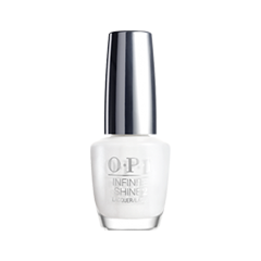 Лак для ногтей OPI Infinite Shine Soft Shades Spring 2015 Collection 34 (Цвет ISL34 Pearl of Wisdom variant_hex_name F3F3F1)