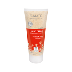 ���� ��� ��� Sante Hand Cream Organic Goji & Olive (����� 100 ��)
