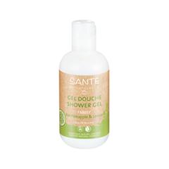 ���� ��� ���� Sante Shower Gel Organic Pineapple & Lemon (����� 200 ��)