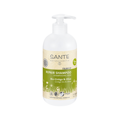 Шампунь Sante Treatment Shampoo Organic Ginkgo & Olive (Объем 500 мл)