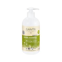 ������� Sante Treatment Shampoo Organic Ginkgo & Olive (����� 500 ��)