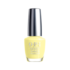 Лак для ногтей OPI Infinite Shine Bee Mine Forever (Цвет Bee Mine Forever  variant_hex_name FFF7AE)
