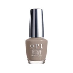 Лак для ногтей OPI Infinite Shine Substantially Tan (Цвет Substantially Tan  variant_hex_name BFA9AB)