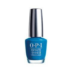 Лак для ногтей OPI Infinite Shine Wild Blue Yonder (Цвет Wild Blue Yonder variant_hex_name 074673)