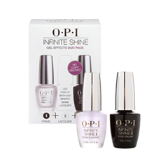 Базы и топы OPI Набор Infinite Shine Duo Pack (Объем 2*15 мл)