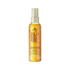 Кондиционер Schwarzkopf Спрей-кондиционер BlondMe Shine Enhancing Spray Conditioner (Объем 150 мл)