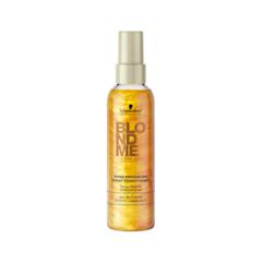Кондиционер Schwarzkopf Спрей-кондиционер BlondMe Shine Enhancing Spray Conditioner (Объем 150 мл)  недорого